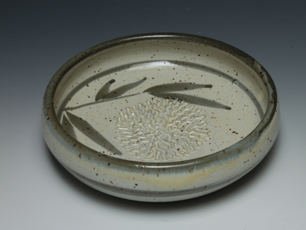 """Dipping dish measures about 1""""x 6"""""""