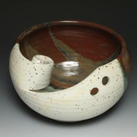 Knitting Bowl in Desert