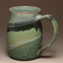 Medium Mug in 'Mountain'